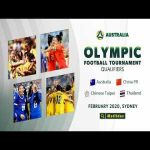 [Live Broadcast] Women's Olympic Football Tournament Qualifier - Thailand v Chinese Taipei