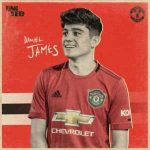 Manchester United's Daniel James says talking about the death of his father helped him to get through the grief. He's now urging other men to be open about their mental health.
