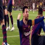 Whenever I see a rumour about Lionel Messi leaving Barcelona, I think about Football Leaks: 60.395.769 euro basic yearly wages (£988.000 a week), £9.100.000 per year on image rights, £13.000.000 a year on possible bonuses plus signing on & loyalty fee (£120.000.000 over 5 years)