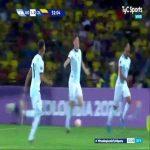 Argentina [2]-0 Colombia - Nehuen Perez 52' - Pre Olympic U-23