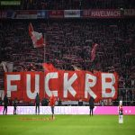 Bayern Fans against RB Leipzig