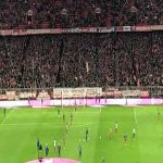 "Bayern Munich's ultras once again with their ""Against Modern Football"" banner, which is reportedly older than RB Leipzig"