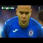 Cruz Azul [2] - 1 Pachuca (J. Rodríguez 83')