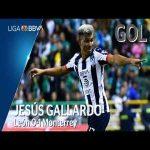 Leon 0 - [1] Monterrey (J. Gallardo 39')