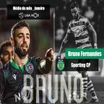 Bruno Fernandes wins midfielder-of-the-month award in the Portuguese Primeira Liga