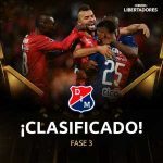 Independiente Medellín have advanced to the third stage of the Copa Libertadores