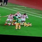 James McClean missed red card v Preston