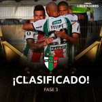 Club Deportivo Palestino have advanced to the Third Stage of the Copa Libertadores
