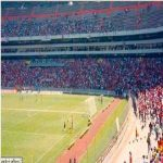 TBT: In 1990-1991, Veracruz fans invaded Estadio Azteca and brought around 40,000 fans for a match. It remains one of the largest away invasions in history of the league.