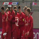 Bayern München U19 [1]-0 Hoffenheim U19 - Oliver Batista Meier 6'