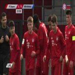 Bayern München U19 [3]-0 Hoffenheim U19 - Oliver Batista Meier penalty 32' (hattrick)