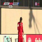 Bayern München U19 [6]-0 Hoffenheim U19 - Oliver Batista Meier 89' (5th goal)