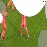 Derby County 1-[1] Huddersfield: Toffolo