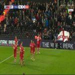 Fulham 0-2 Barnsley: Brown