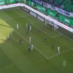 Furth [2]-4 Bielefeld - Kenny Redondo 90'+2'