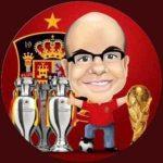 Getafe had 30 fouls vs Barcelona today, most in a La Liga game since 2015 (Espanyol 33 fouls vs Atletico)