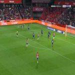 Granada [1]-1 Real Valladolid - Antonio Puertas 81'