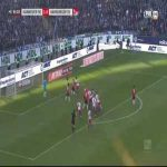 Hannover 1-[1] Hamburg - Joel Pohjanpalo 90'+6'