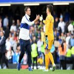 "Lampard on dropping Kepa: ""I don't expect smiley faces when people get dropped, I just expect reactions, I expect support of the team-mates. ""It is not easy, I'm saying this as a manager, I know as a player... I think sometimes it can be something that makes you stronger."""