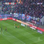 RB Leipzig 3-0 Bremen - Nordi Mukiele 46'