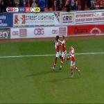 Rotherham United [2]-1 AFC Wimbledon: Ladapo