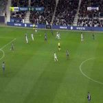 Toulouse 0-1 Nice - Pierre Lees Melou 12'