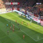 Union Berlin 1-[1] Leverkusen - Kai Havertz 22'