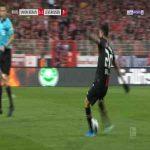 Union Berlin 1-[2] Leverkusen - Moussa Diaby 81'