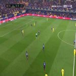 Villarreal 1-0 Levante - Gerard Moreno 9'