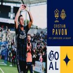 [LA Galaxy] Cristian Pavón great goal vs Toronto FC in preseason