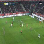 Lille 1-[2] Marseille - Dario Benedetto 69'