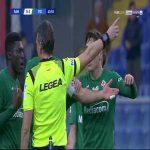 M. Badelj (Fiorentina) second yellow against Sampdoria 44'