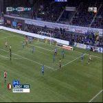 PEC Zwolle 2-[1] Feyenoord | Leroy Fer 38'