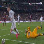 Real Madrid [2]-1 Celta Vigo - Sergio Ramos penalty 65'