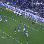 Sampdoria 0-2 Fiorentina - D. Vlahović 18'