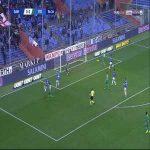 Sampdoria 0-4 Fiorentina - D. Vlahović 57'