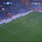 Sampdoria 0-5 Fiorentina - F. Chiesa 78'