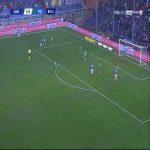 Sampdoria [1]-5 Fiorentina - M. Gabbiadini 90'
