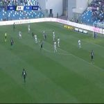 Sassuolo 0-1 Parma - Gervinho 25'