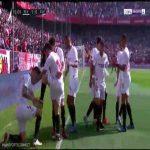 Sevilla 1-0 Espnayol - Lucas Ocampos 15'