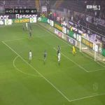 Vitoria Guimaraes [1]-1 FC Porto - Bruno Duarte 49'