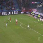 Bochum 0-1 Stuttgart - Hamadi Al Ghaddioui 81'