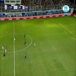 Central Córdoba 0-[4] Boca Juniors - Sebastián Villa 59'
