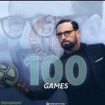 José Bordalas in his first 100 games as Getafe C.F coach: 42 victories, 30 draws, 28 losses. Getafe have also qualified for the Europa League knockout stages.