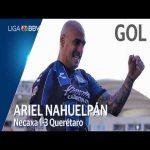 Necaxa 1 - [3] Querétaro (A. Nahuelpán 46') | Great Goal