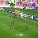 Shabab Al-Ahli Dubai (UAE) [1] - 0 Al-Hilal (KSA) — Yousef Jaber 24' — (Asian Champions League)