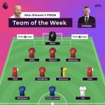 Alan Shearer's Premier League 'Team of The Week' for Matchweek 26: Reina, Bailly, Maguire, Robertson, Pépé, Henderson, Doucouré, Saka, Richarlison, Calvert-Lewin, Son