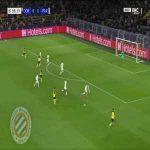 Dortmund [1]-0 PSG : Haaland 69'