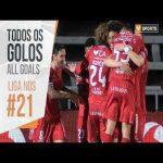 All goals - Portuguese league 2019/2020 - week 21