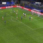Atalanta [1] - 0 Valencia - Hateboer 16'